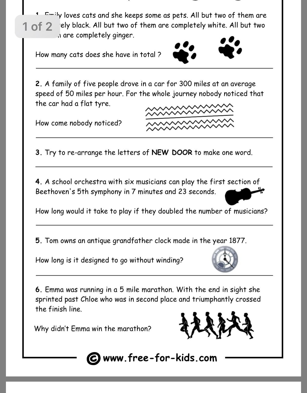 Brain Teasers for Kids Worksheet Pin by Diane Hall On Work at Ovbhs
