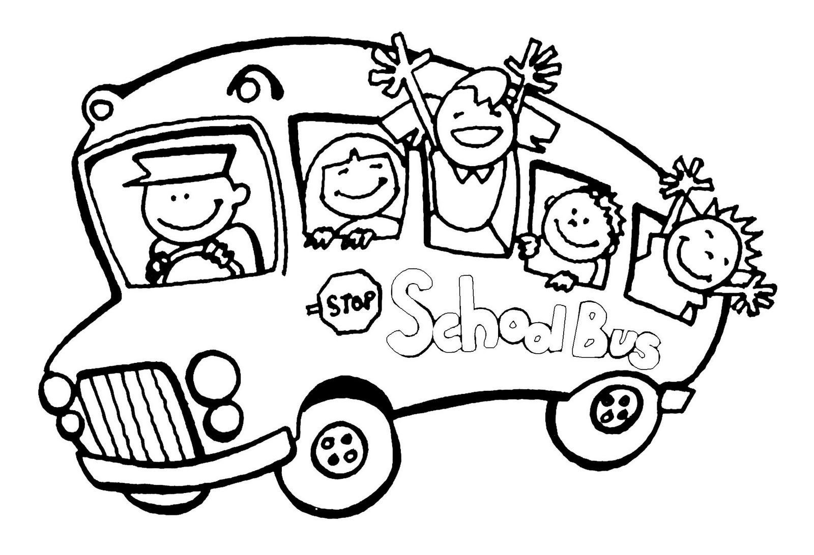 printable coloring pages school bus imbullyfree coloring for free printable school bus safety worksheets