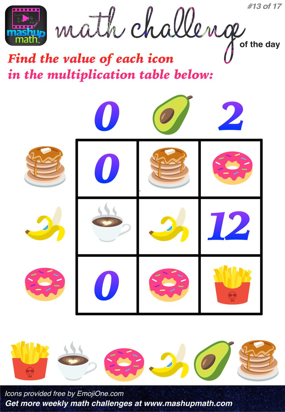 are you ready for 17 awesome new math challenges rq=17 awesome