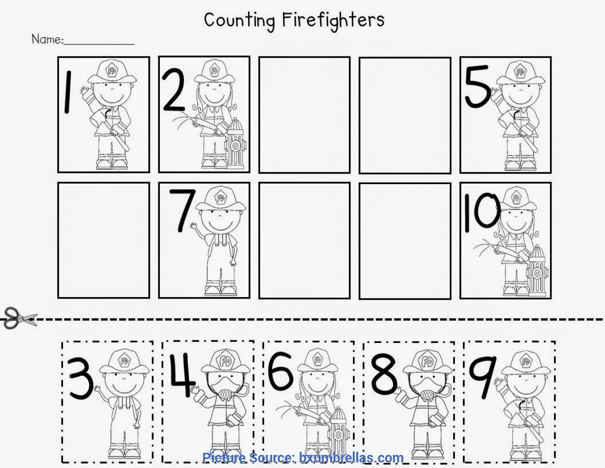 special munity helpers math activities for preschoolers munity workers printables 1358