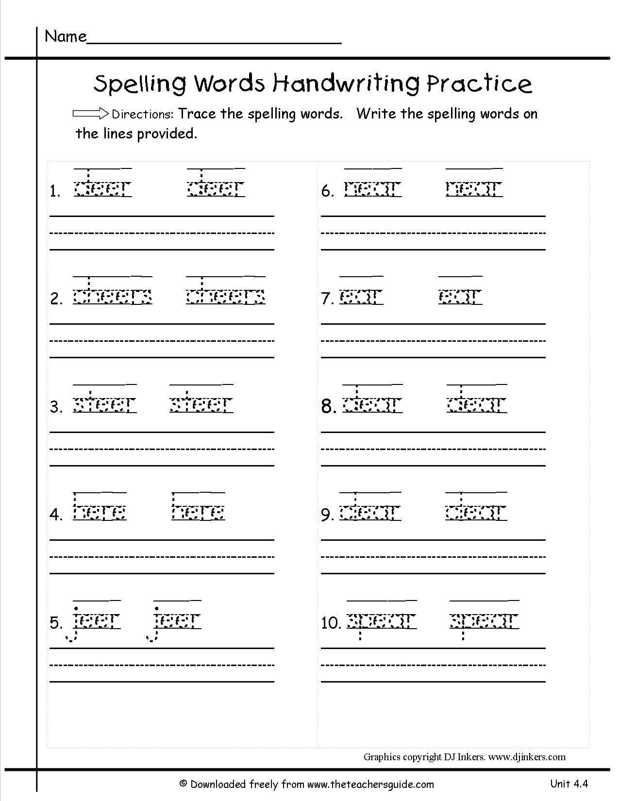 Creative Writing Worksheets for Adults Math Worksheet 61 Free Writing Worksheets