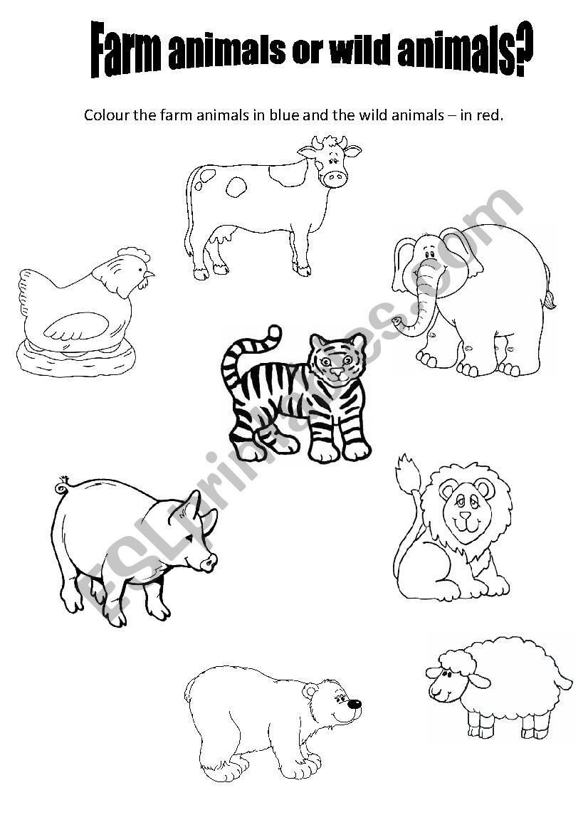 Farm Animals Worksheets for Kindergarten Pin On Coloring Farm Animals Worksheets for Kindergarten