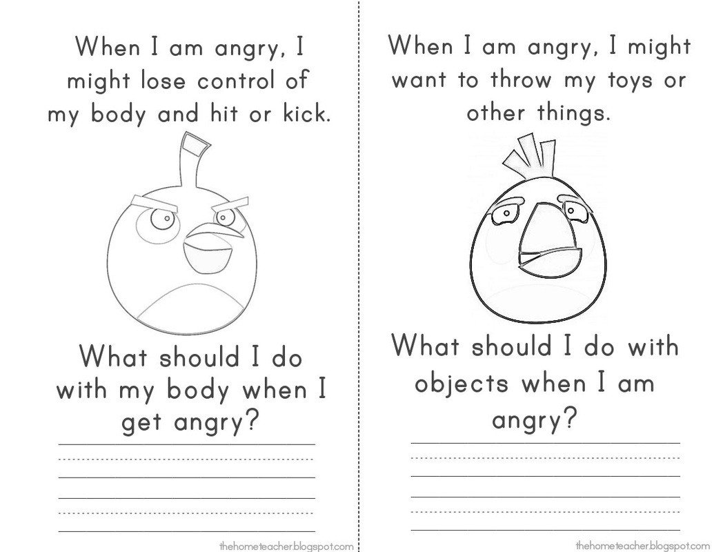 Feelings Worksheets for Kids Identifying and Expressing Feelings Elementary School