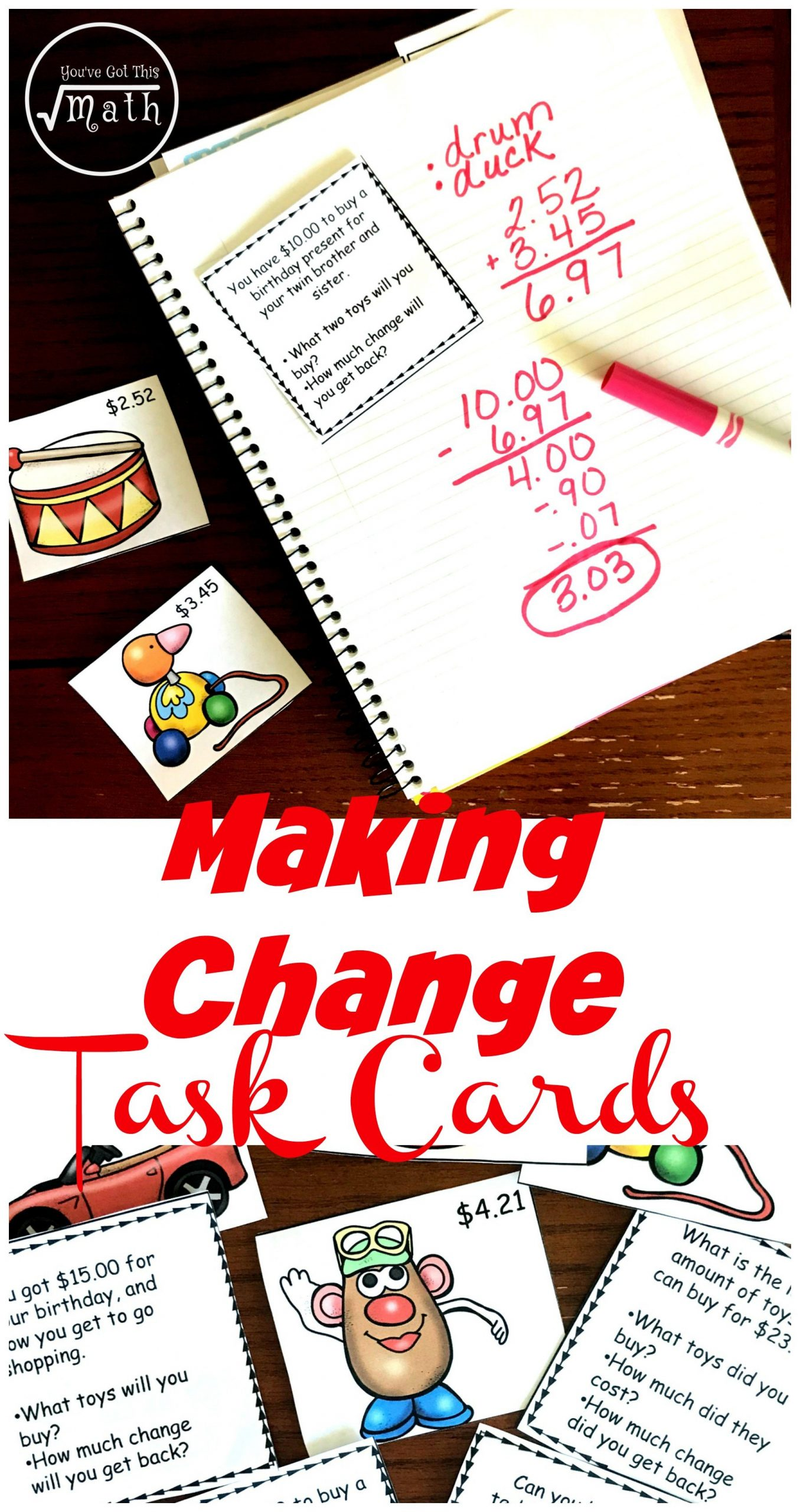 Free Making Change Worksheets Here are Free Counting Change Worksheets for A Little Extra