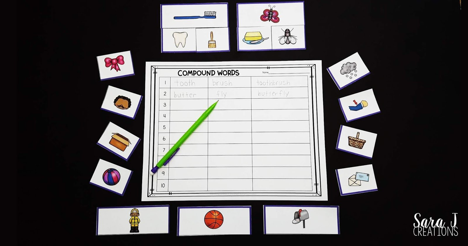Free Printable Compound Word Worksheets Free Printable Pound Word Puzzles