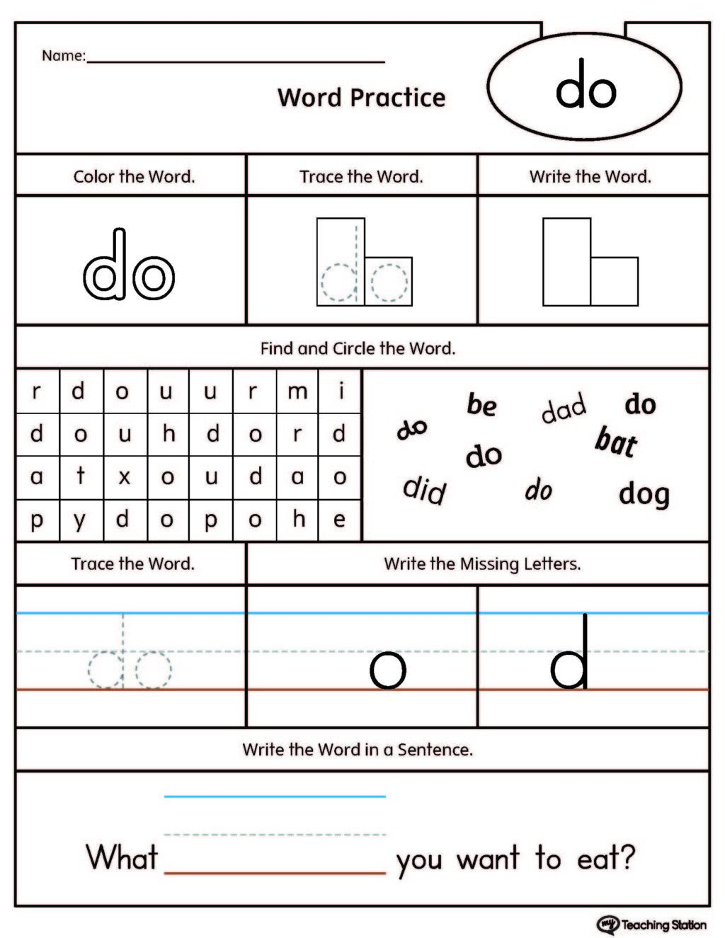 Free Printable Dog Training Worksheets Worksheet Educational Printable Worksheets Picture