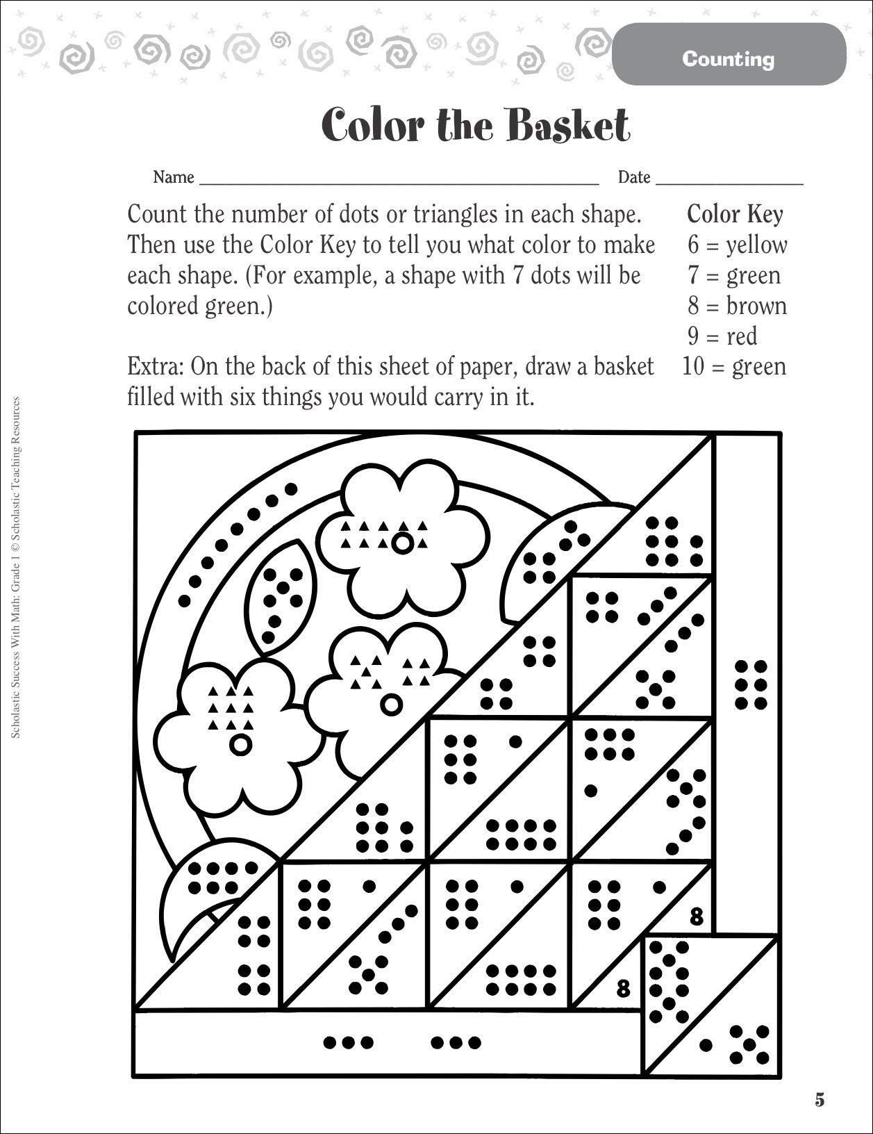 Geometric Shapes Worksheet 2nd Grade Worksheets Second Grade Reading Prehension Worksheets
