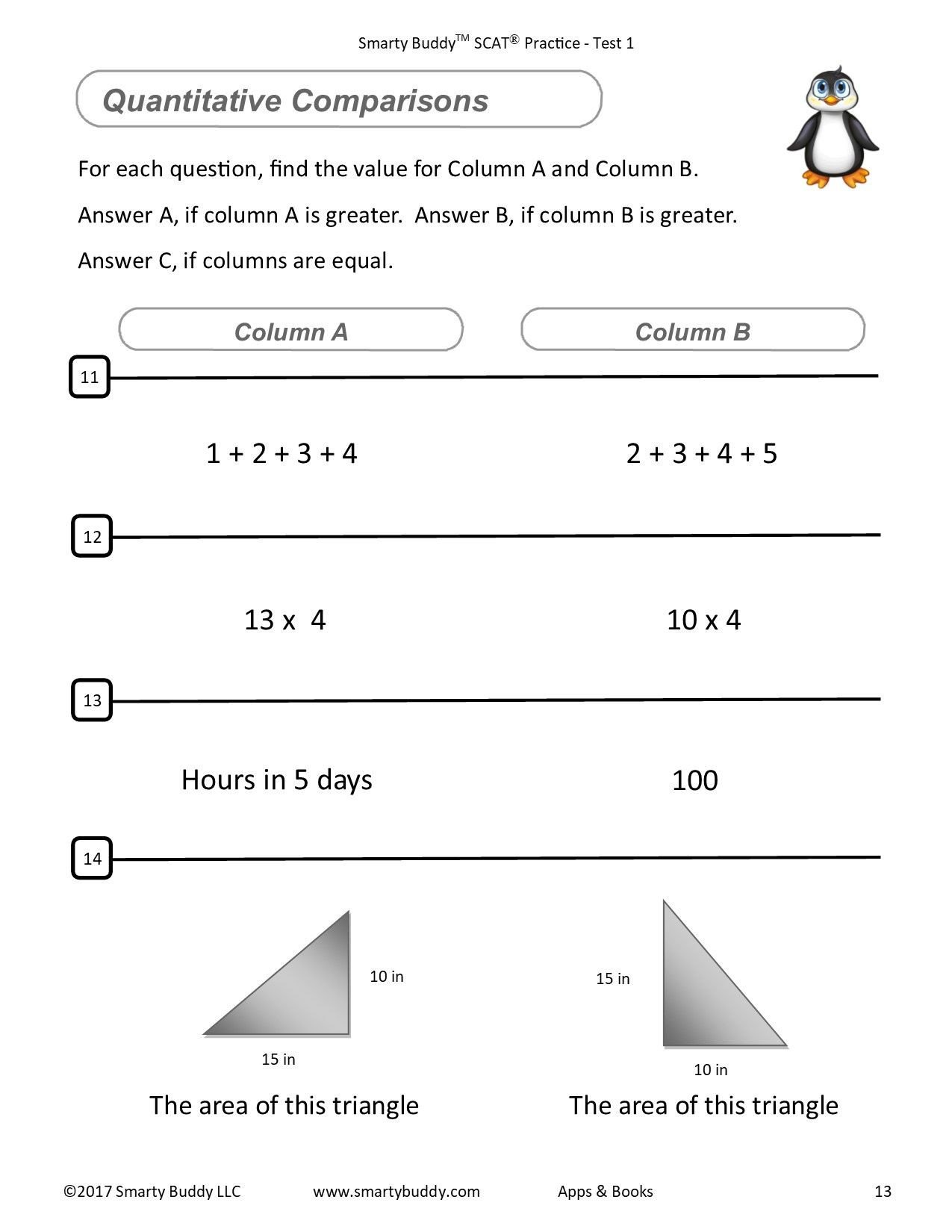 Gifted and Talented Kindergarten Worksheets Gifted and Talented Smarty Buddy ™ Scat Elementary Series