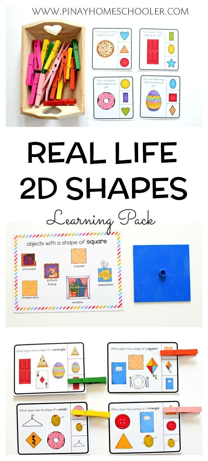 Identifying 2d Shapes Worksheets Identifying 2d Shapes In Real Life Objects