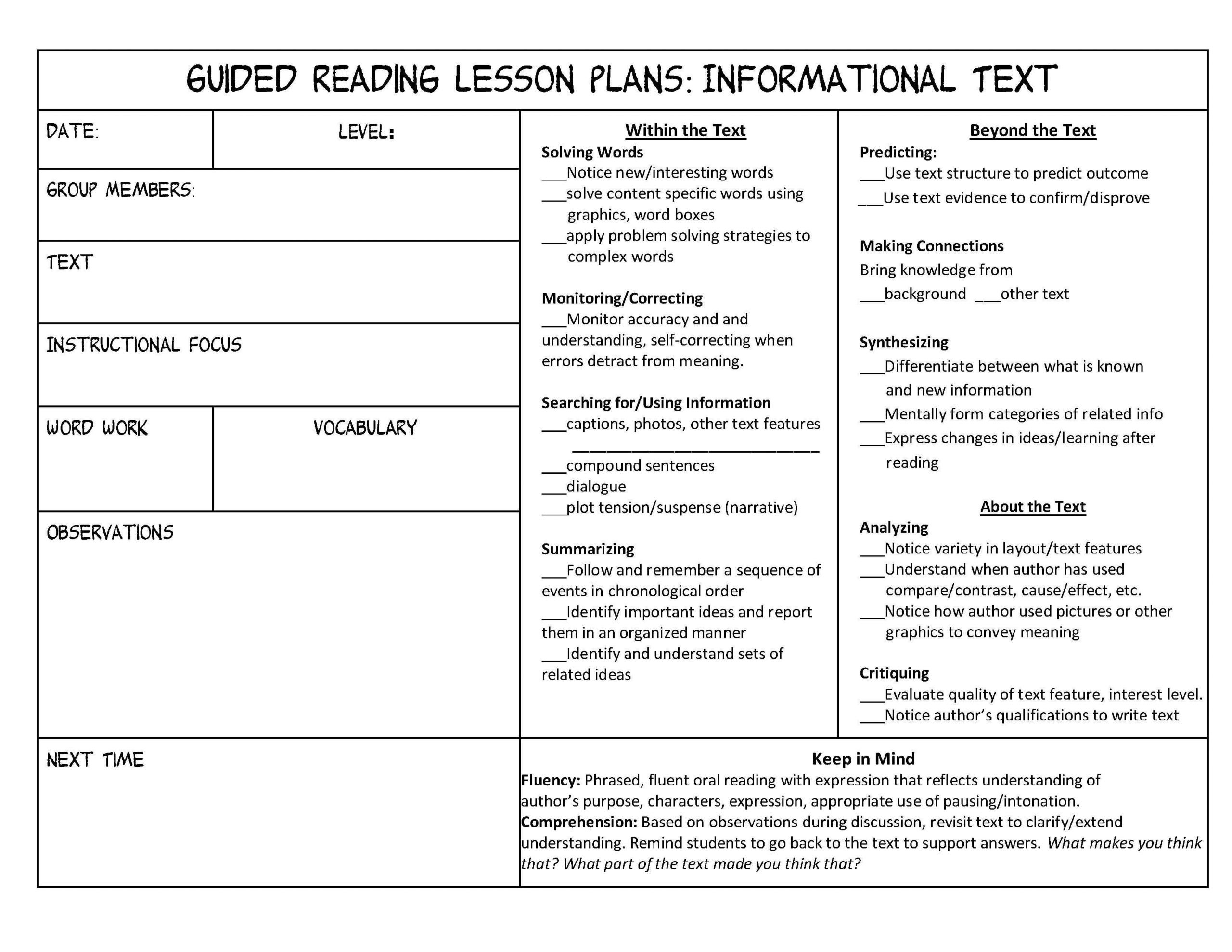 investigating nonfiction part 3 independent and guided reading