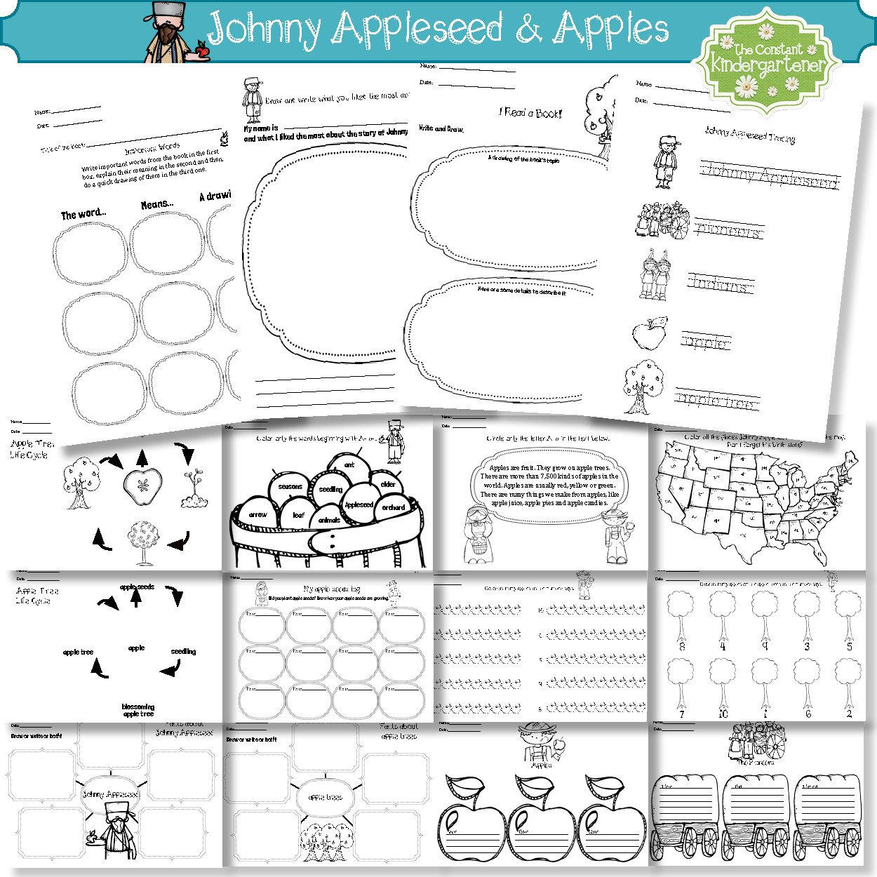 the constant kindergartener teaching ideas and resources for