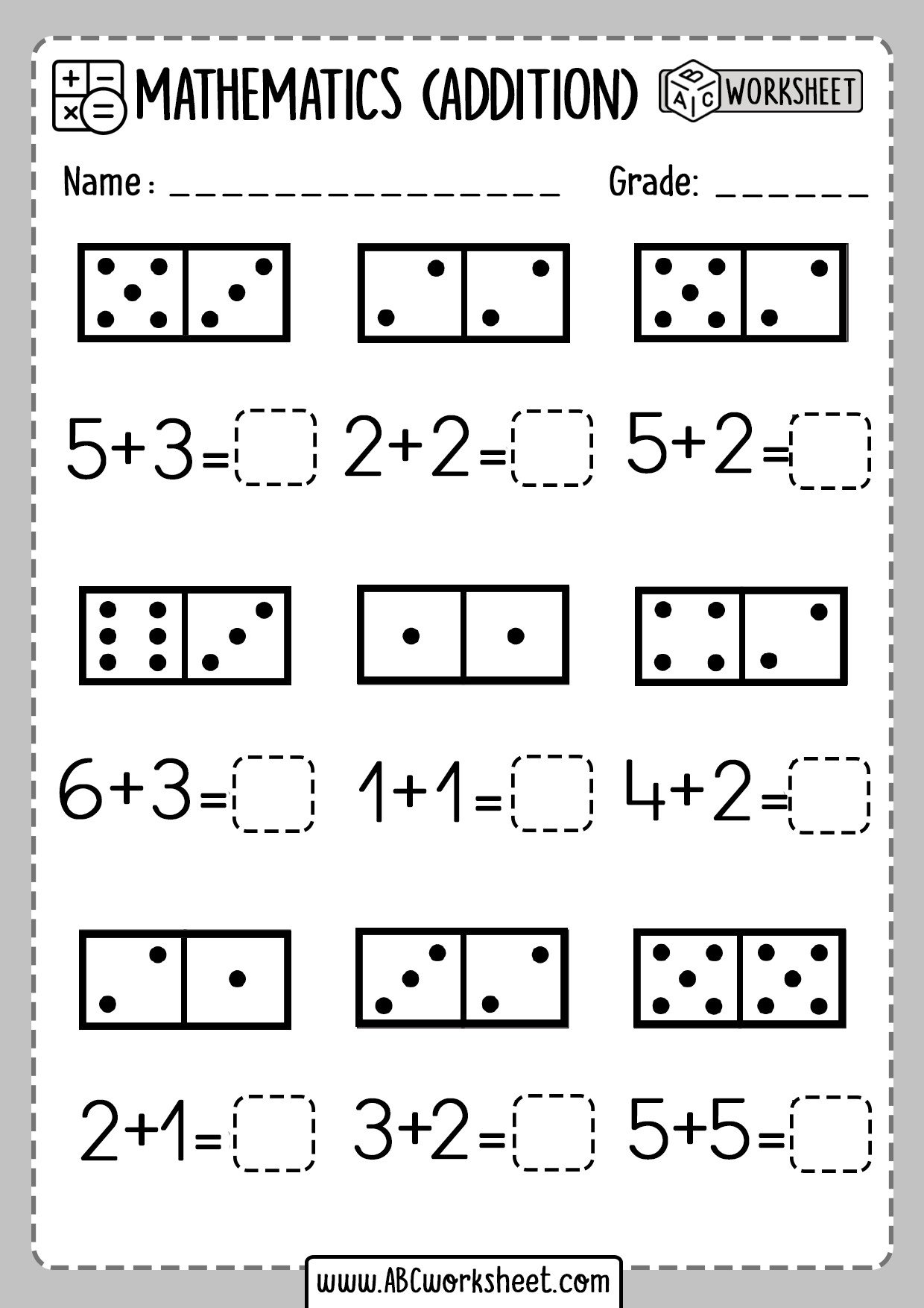 Kindergarten Addition Worksheets Free Worksheets Worksheets Printable Kindergartenath Free