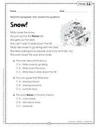 Kindergarten Main Idea Worksheets Main Idea Worksheets 4th Grade to Printable Math Worksheet