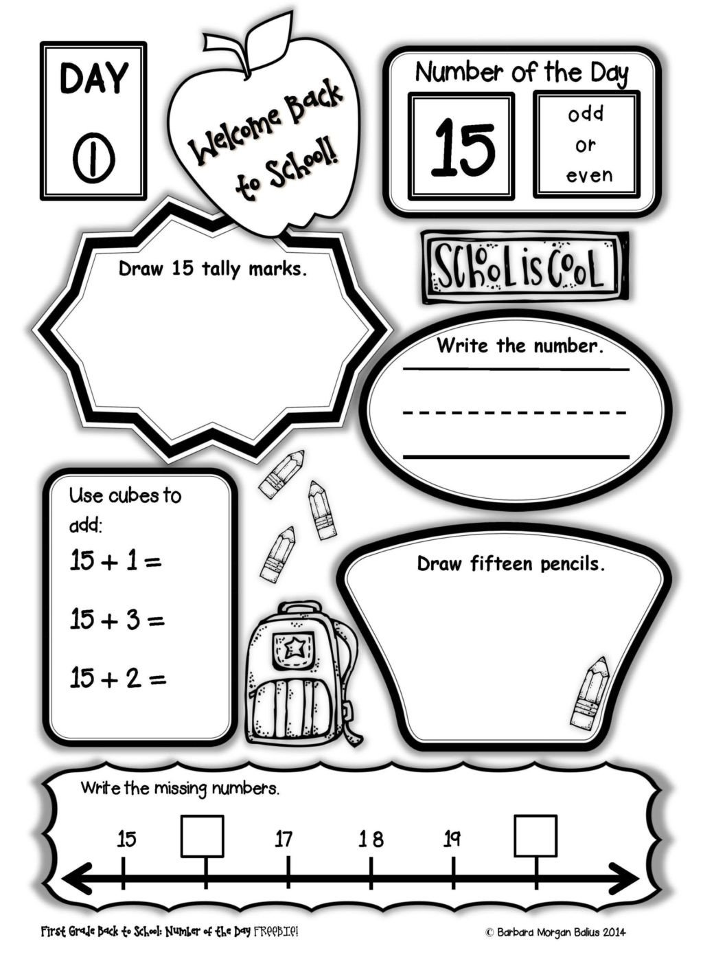 Kindergarten Main Idea Worksheets Worksheet Phenomenal 2nd Grade Line Kids Printable Fun