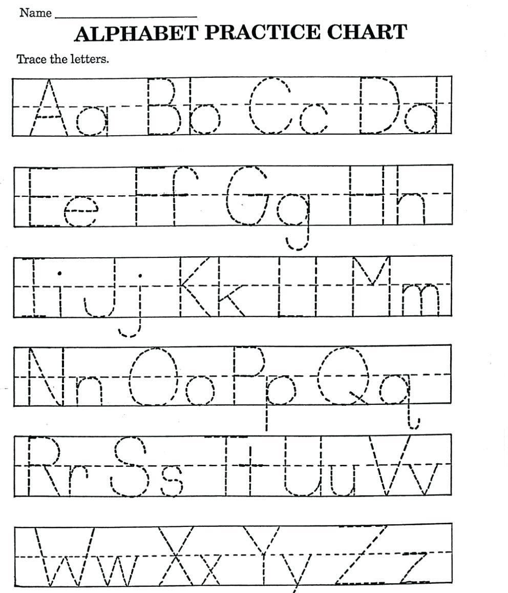 Letter and Number Tracing Worksheets Letter and Number Tracing Worksheets в 2020 г