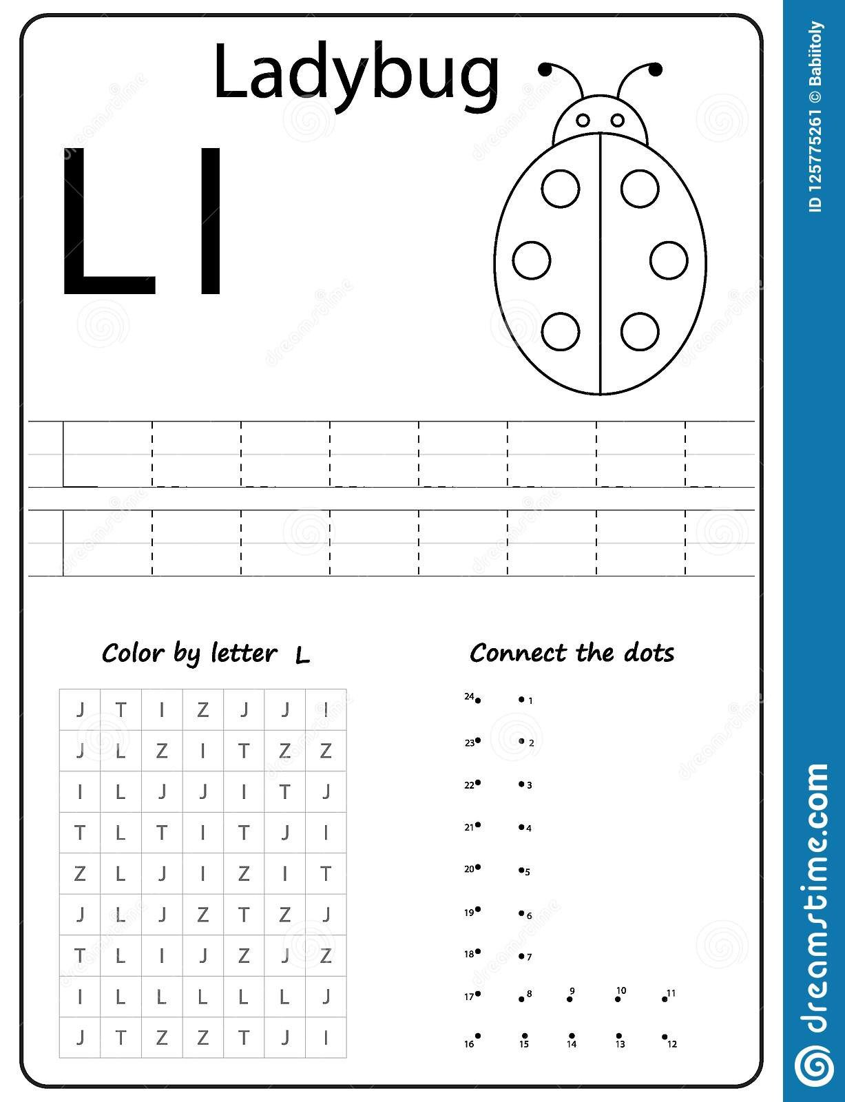 Letter L Worksheet for Preschool 18 Entertaining Letter L Worksheets for Kids