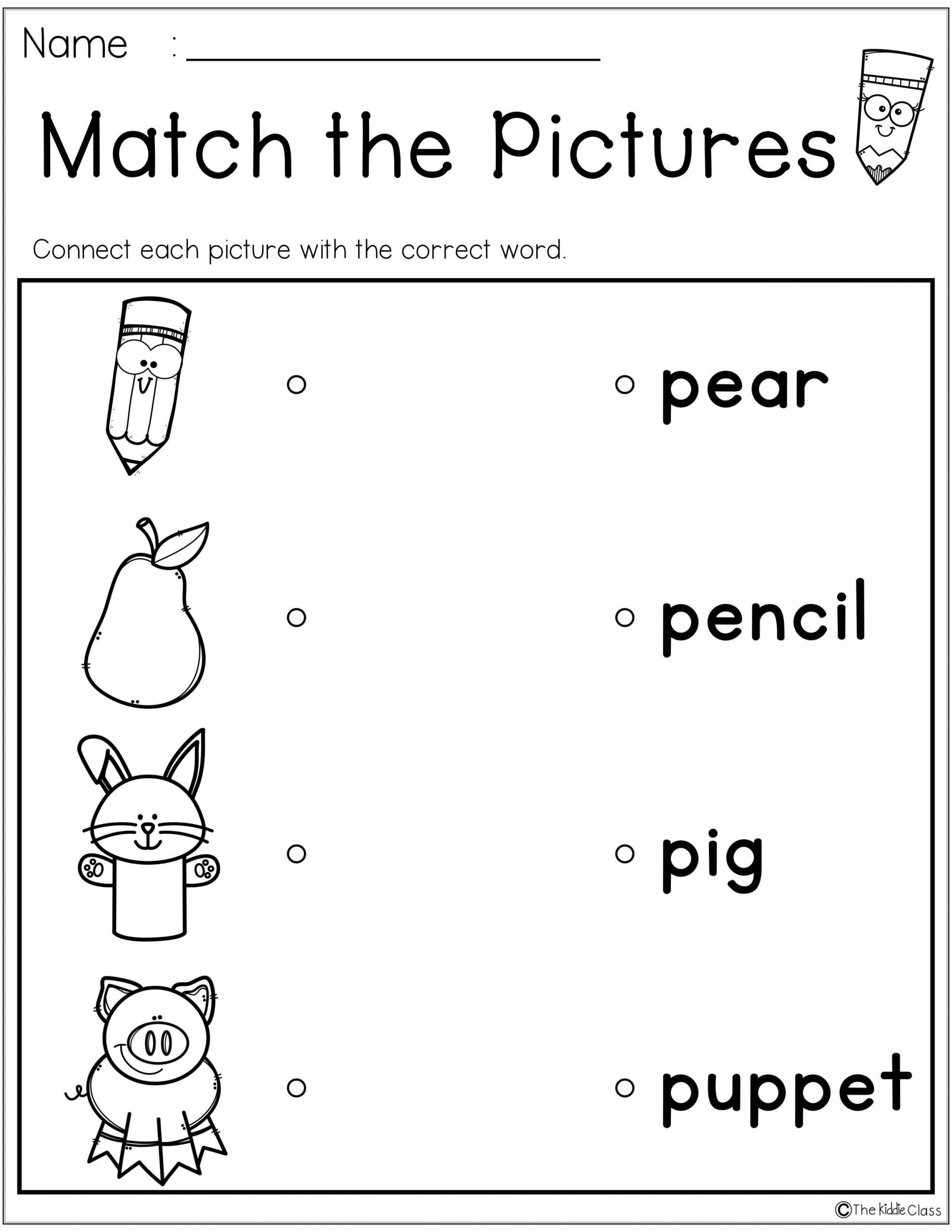 Letter P Worksheets for toddlers Letter Of the Week P