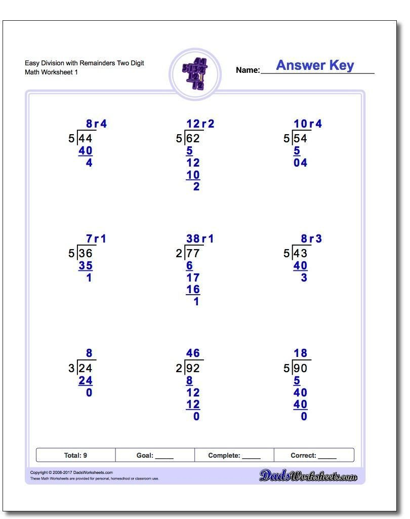 Long Division without Remainders Worksheet Long Division Worksheets these Long Division Worksheets Have