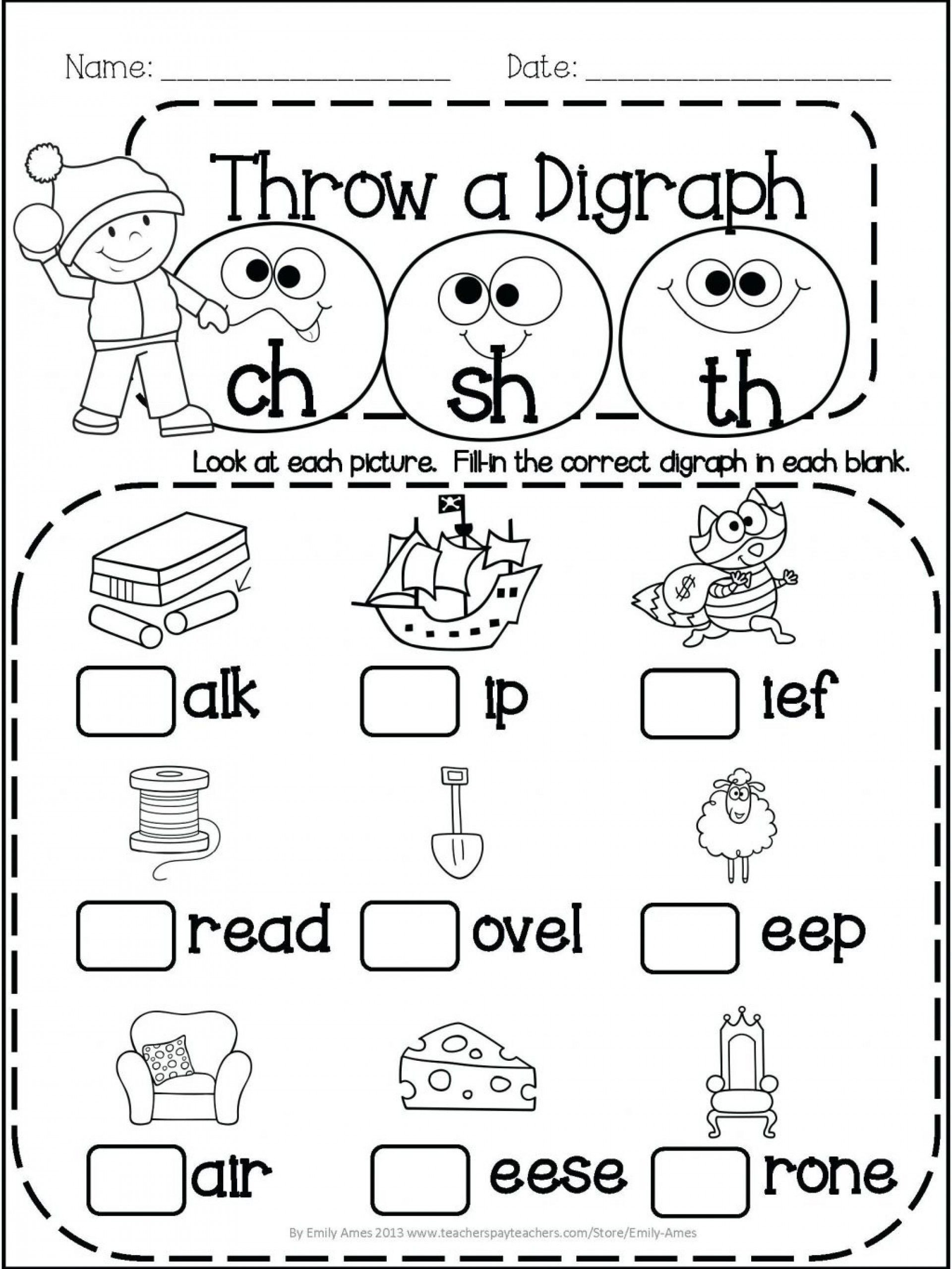 Long Vowel Worksheets for Kindergarten 4 Worksheet Free Preschool Kindergarten Worksheets Vowels