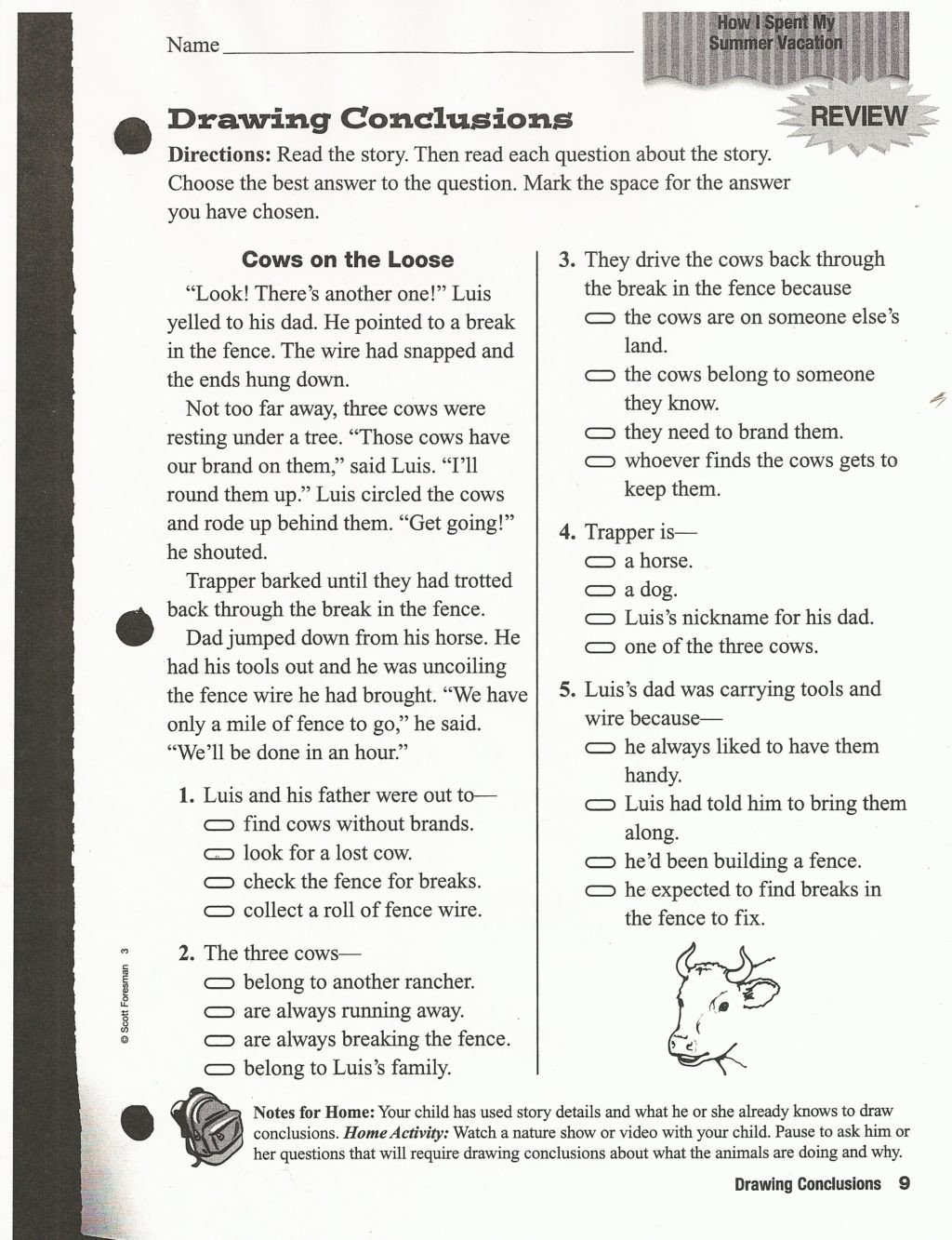 Main Idea 3rd Grade Worksheets Worksheet Outstanding Third Grade Reading Worksheets