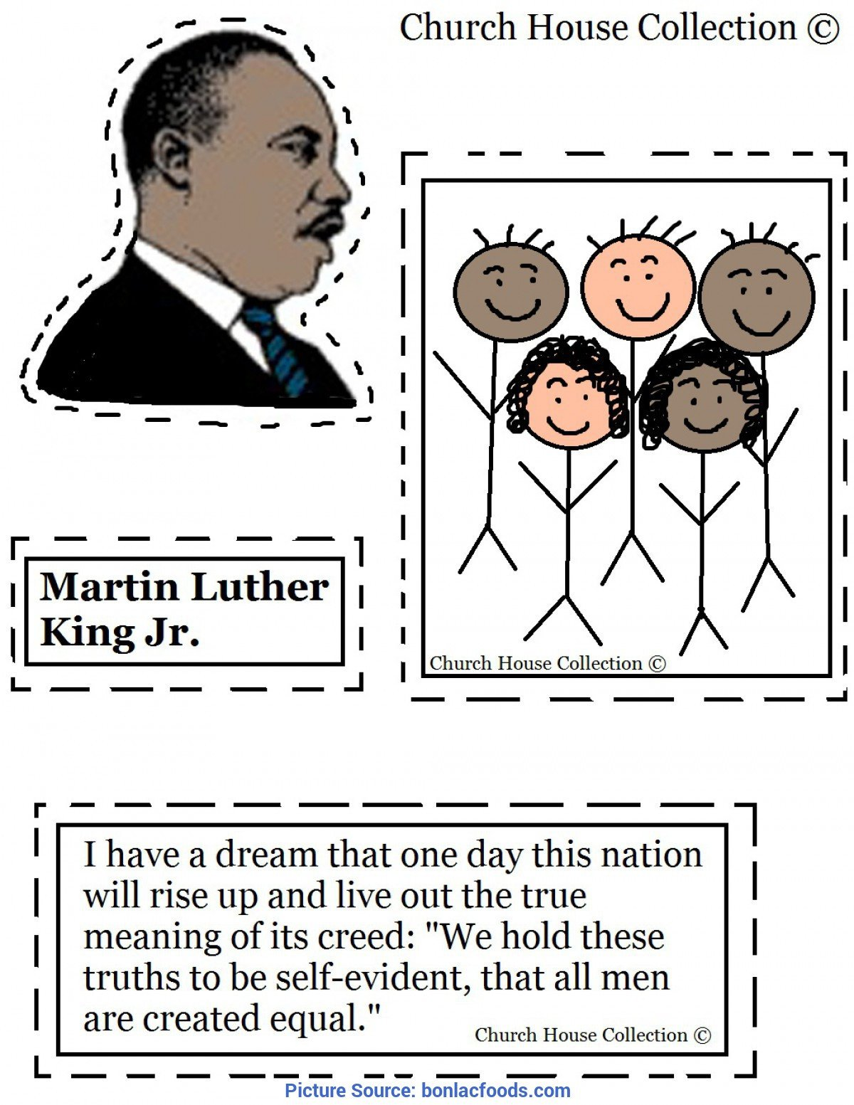 martin luther king jrg pages and worksheets best fo ota tech great pre k lesson plans on for all share free o printable