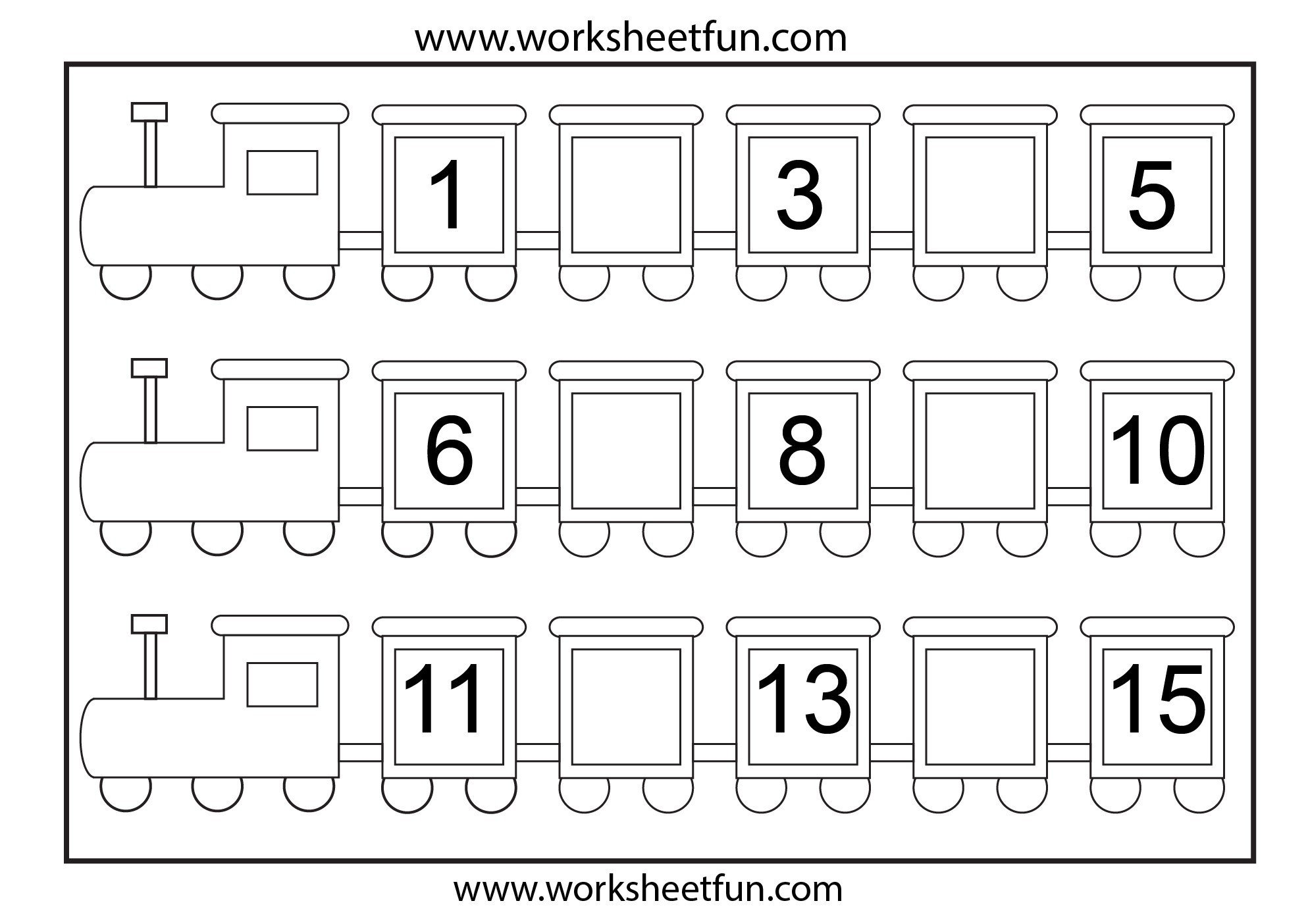 Missing Number Worksheet Kindergarten Missing Number Worksheets