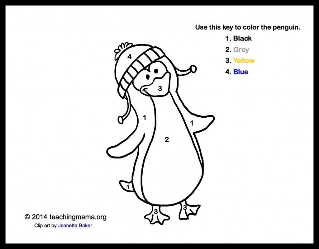 Penguin Worksheets for Kindergarten P is for Penguins Letter P Printables