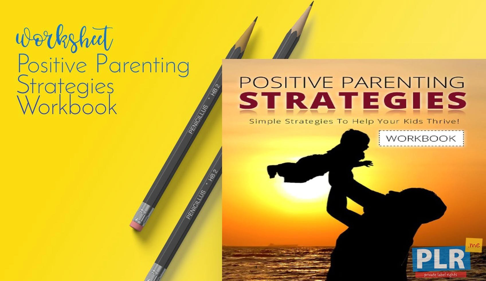 Positive Parenting Worksheets Positive Parenting Strategies Workbook
