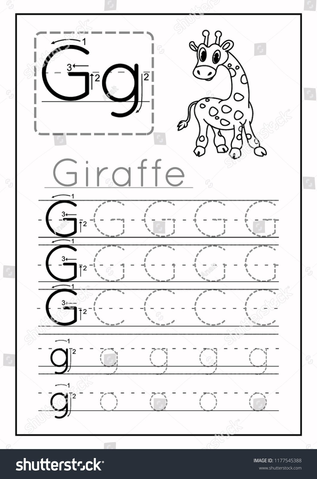 Preschool Letter G Worksheets Worksheet Holiday Printouts Pre Rhyming Words Addition