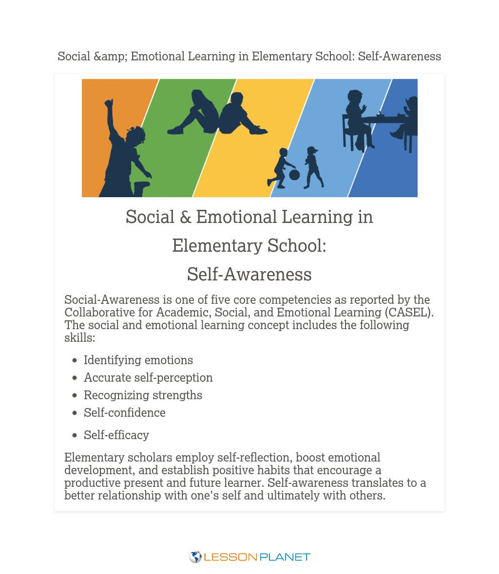 Recognizing Emotions Worksheets social and Emotional Learning Lesson Plans & Worksheets