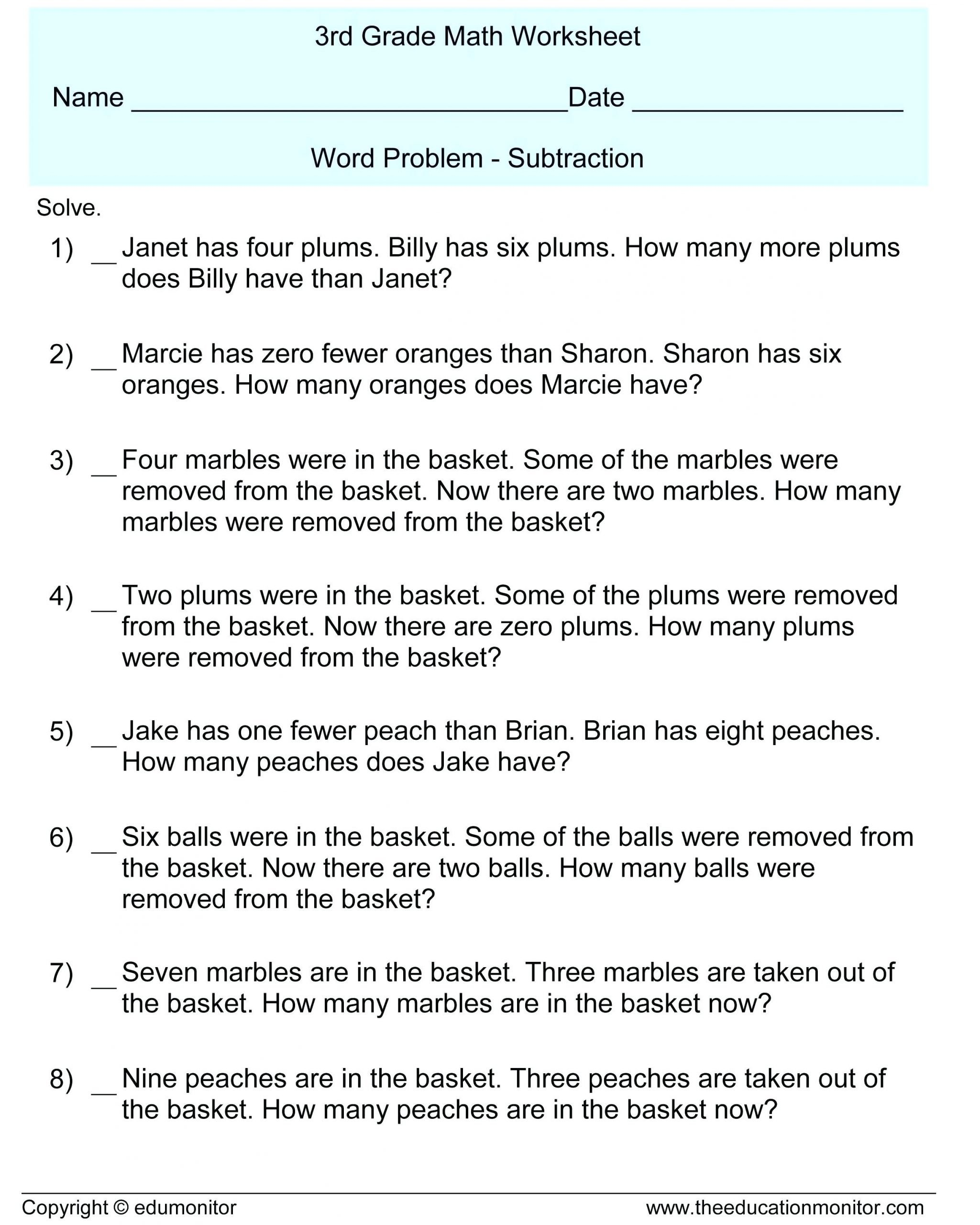 rounding word problems 3rd grade luxury collection of math worksheets grade word problems rounding to the nearest hundred thousand worksheet rounding word problems 3rd grade worksheets