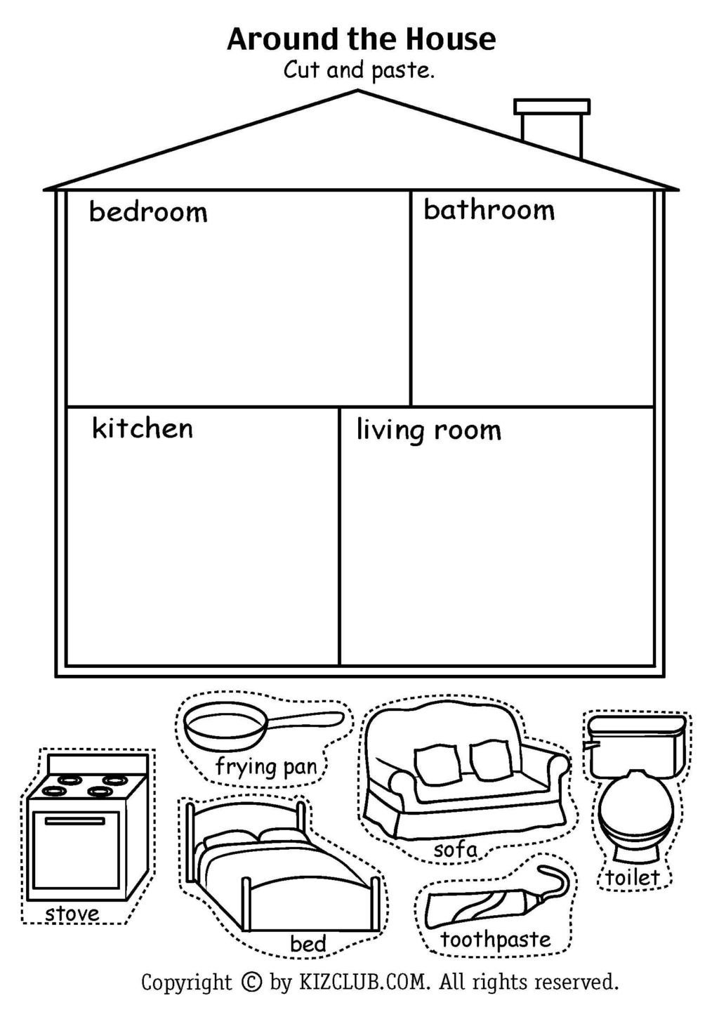 fabulous home worksheets for kindergarten my school safety in the activities child worksheet 1024x1448