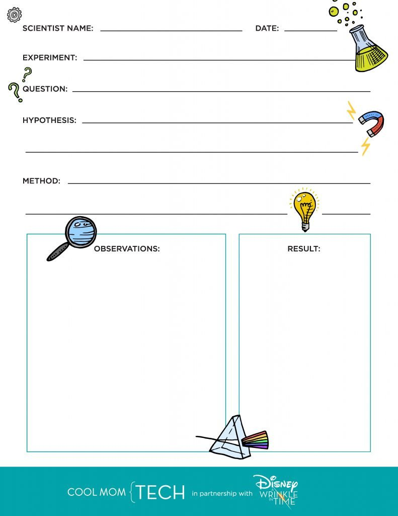 Scientific Method for Kids Worksheets Science Activities for Grade Schoolers Part 2 A Guide for