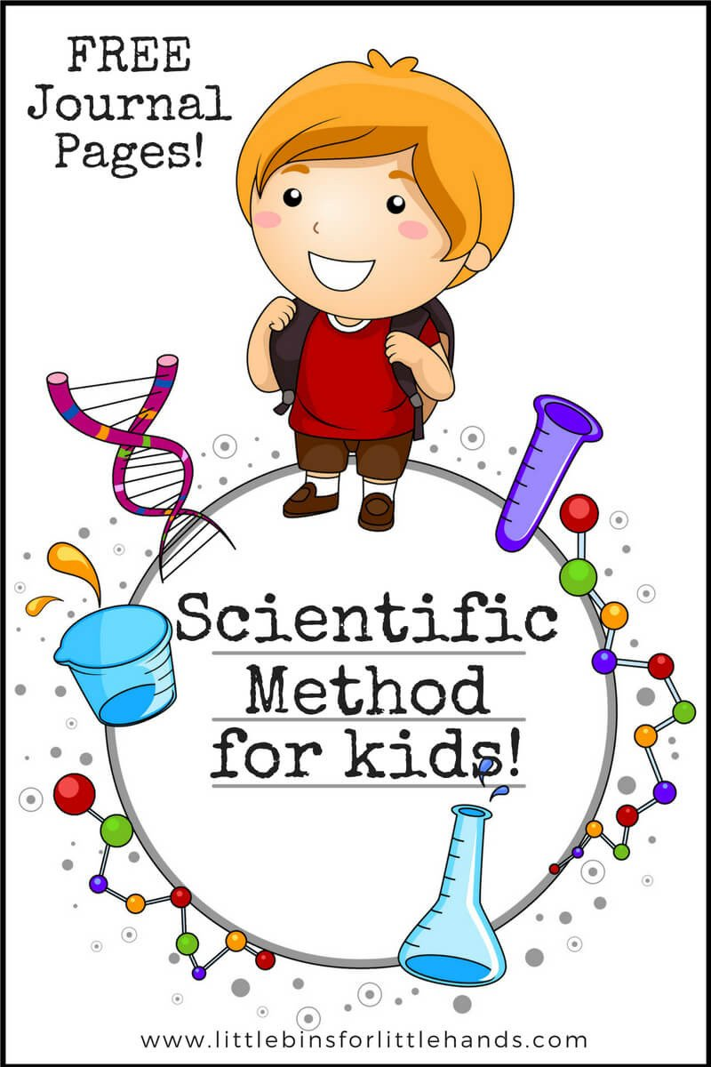 Scientific Method for Kids Worksheets Scientific Method for Kids with Examples