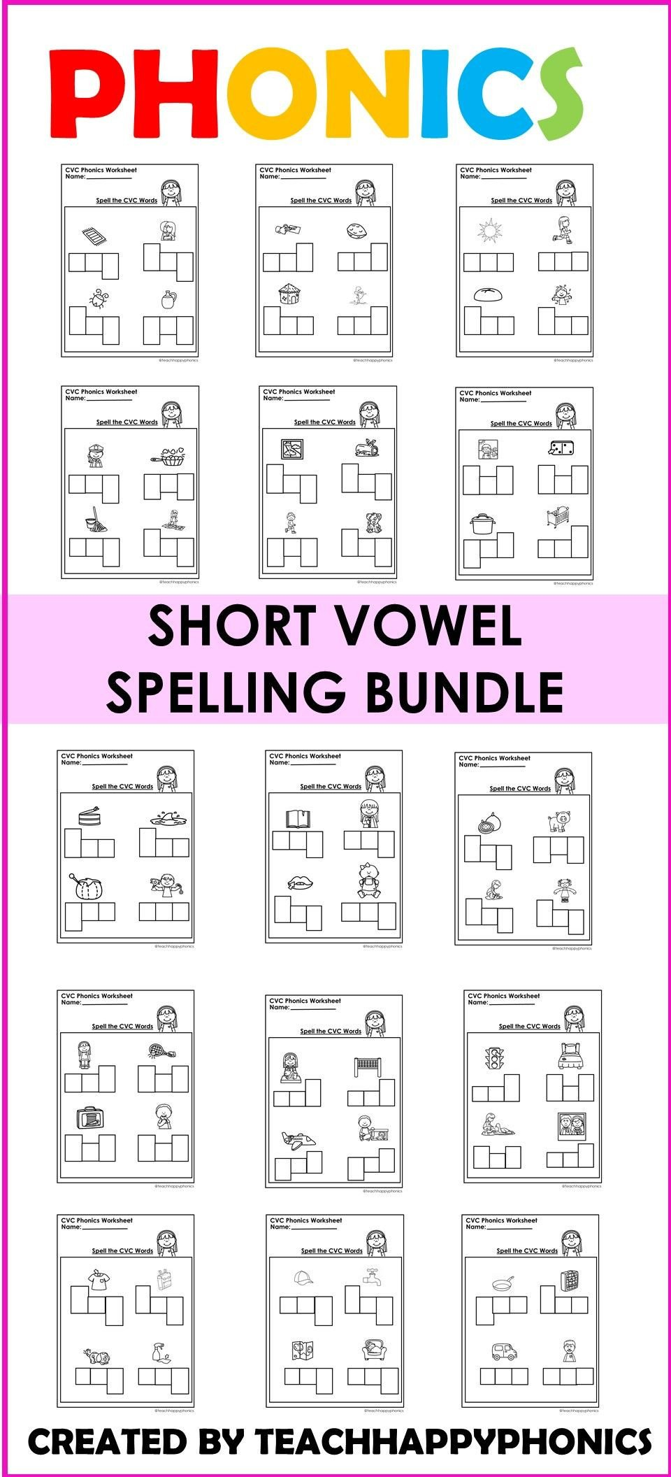 Segmenting Words Worksheets Cvc Decoding Segmentation Worksheets 4