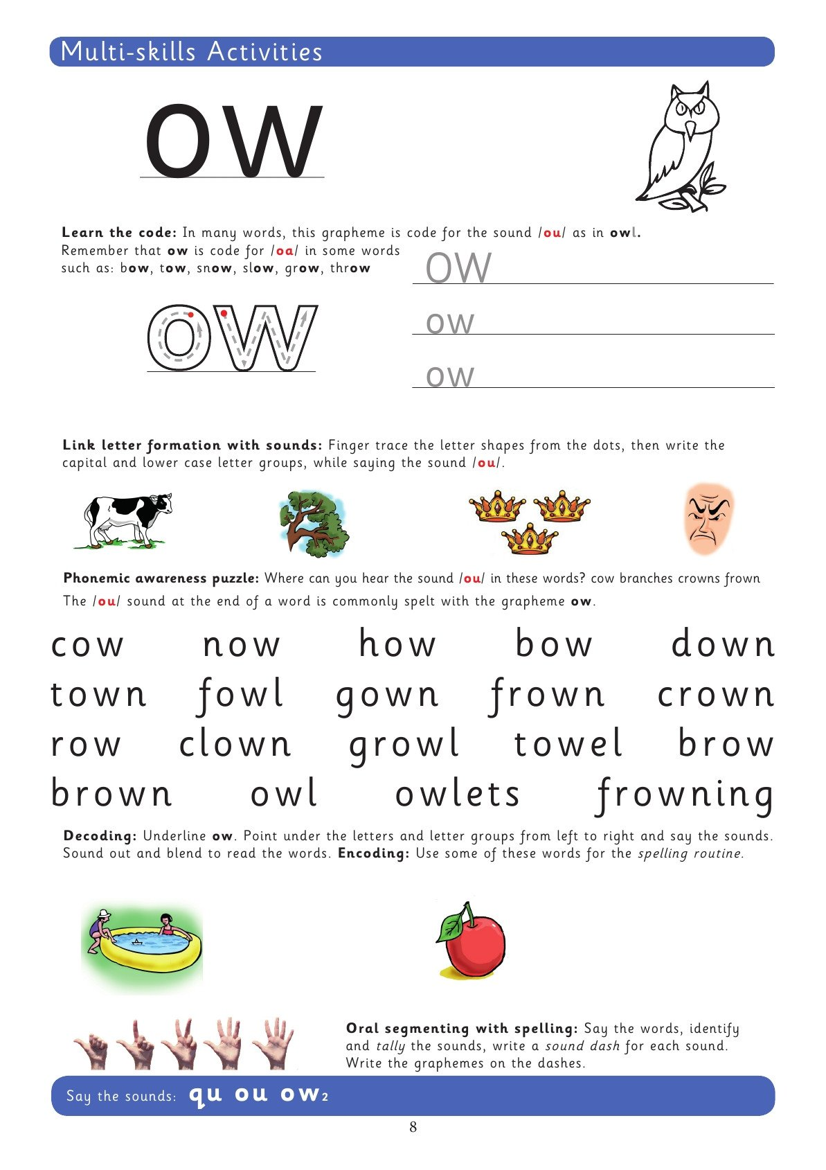 Segmenting Words Worksheets Graphemes – 9 Of the Best Phonics Worksheets and Resources