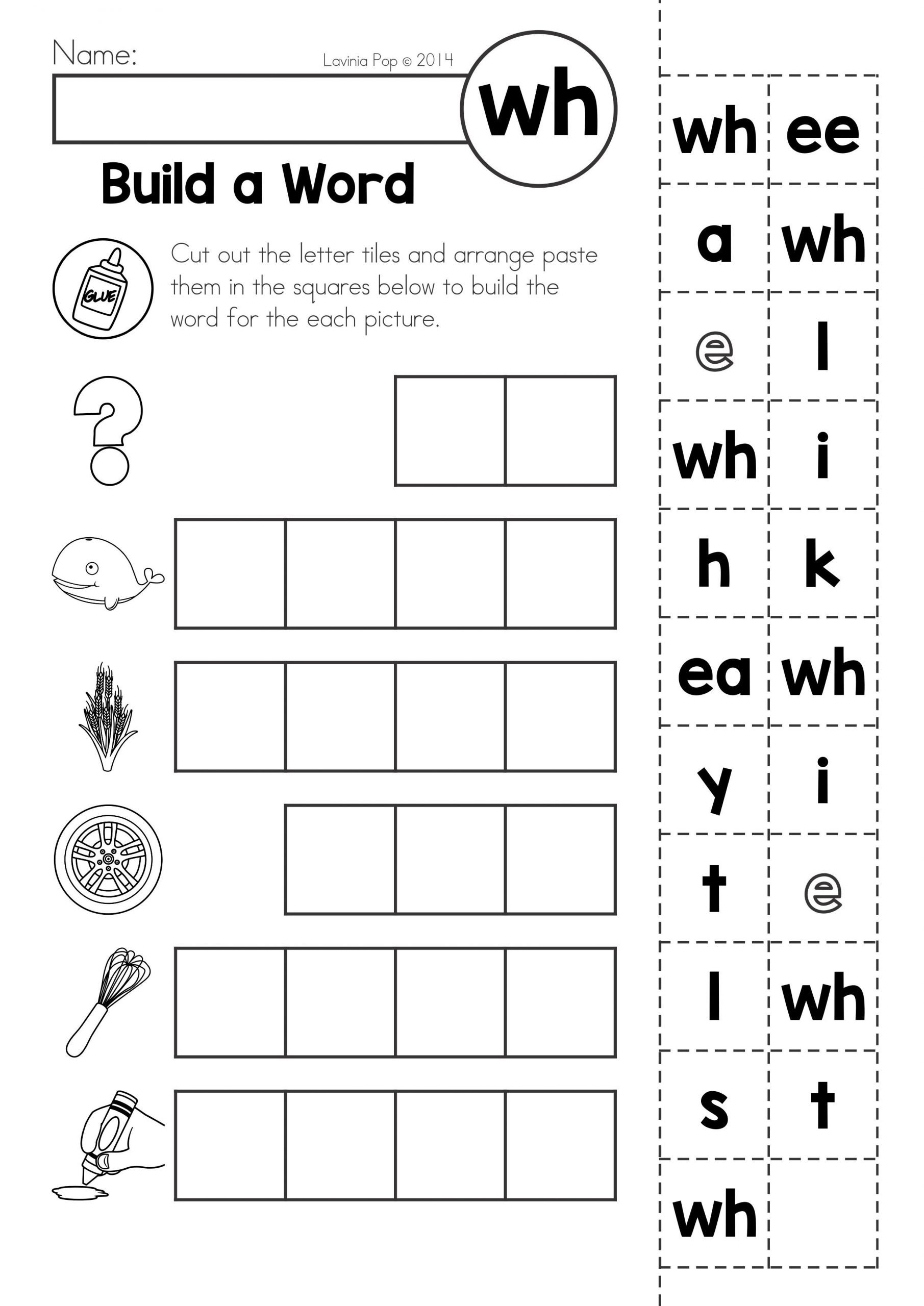 Segmenting Words Worksheets Pin On Tutoring