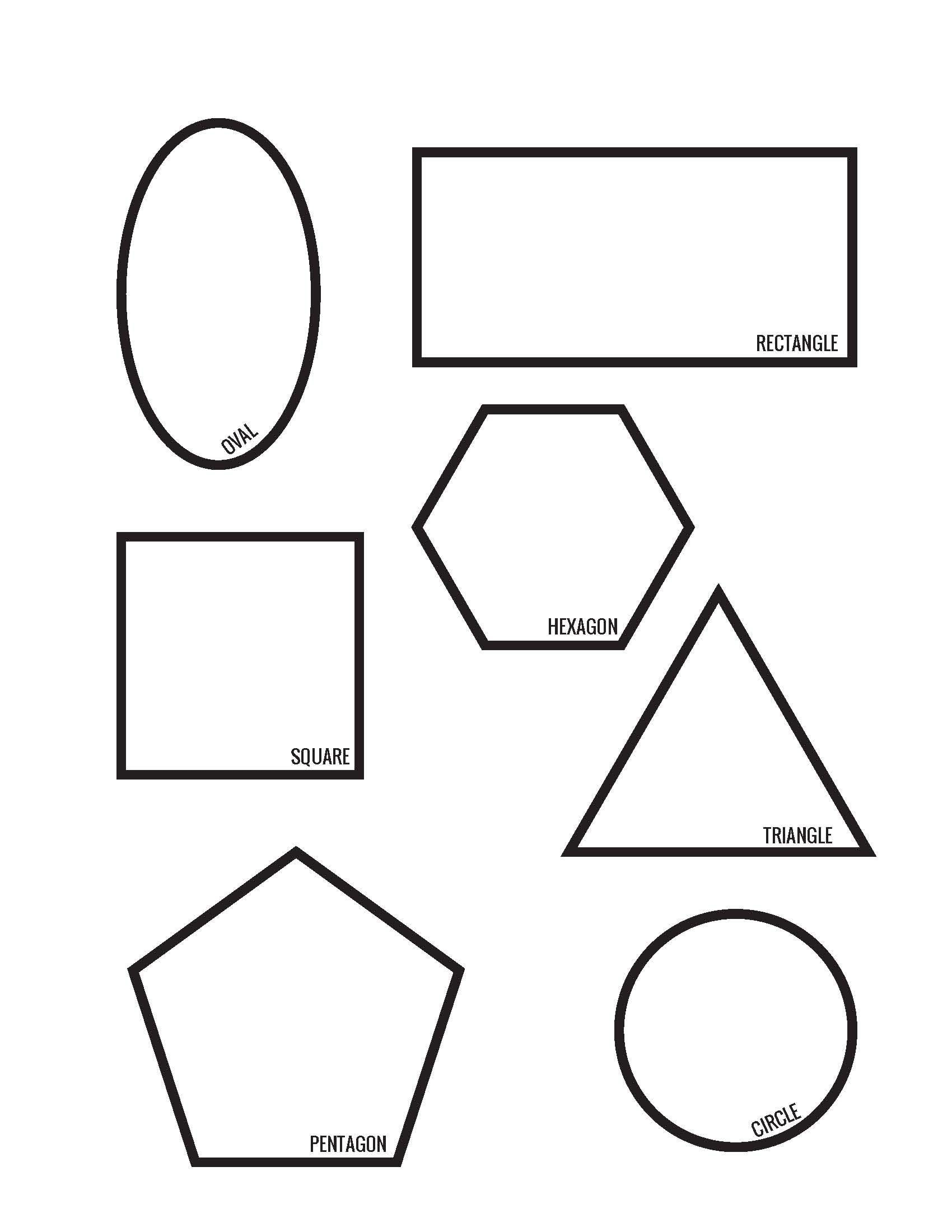Shapes Worksheets for Kindergarten Pdf Freebies Colorful Shapes Matching File Folder Printable