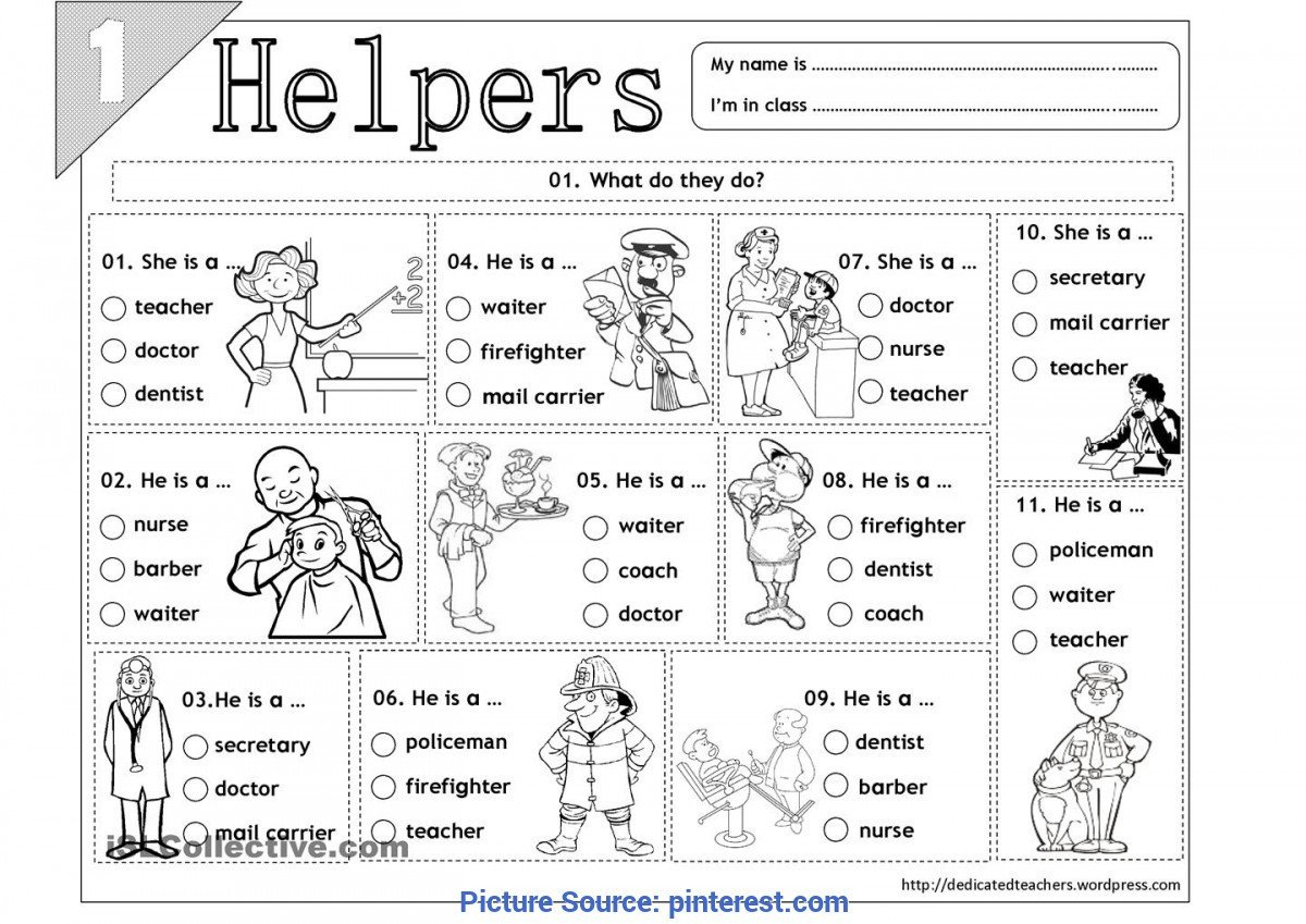 Social Studies Worksheets for Kindergarten Images Of Munity Helpers Yahoo Image Search Re Ota Tech