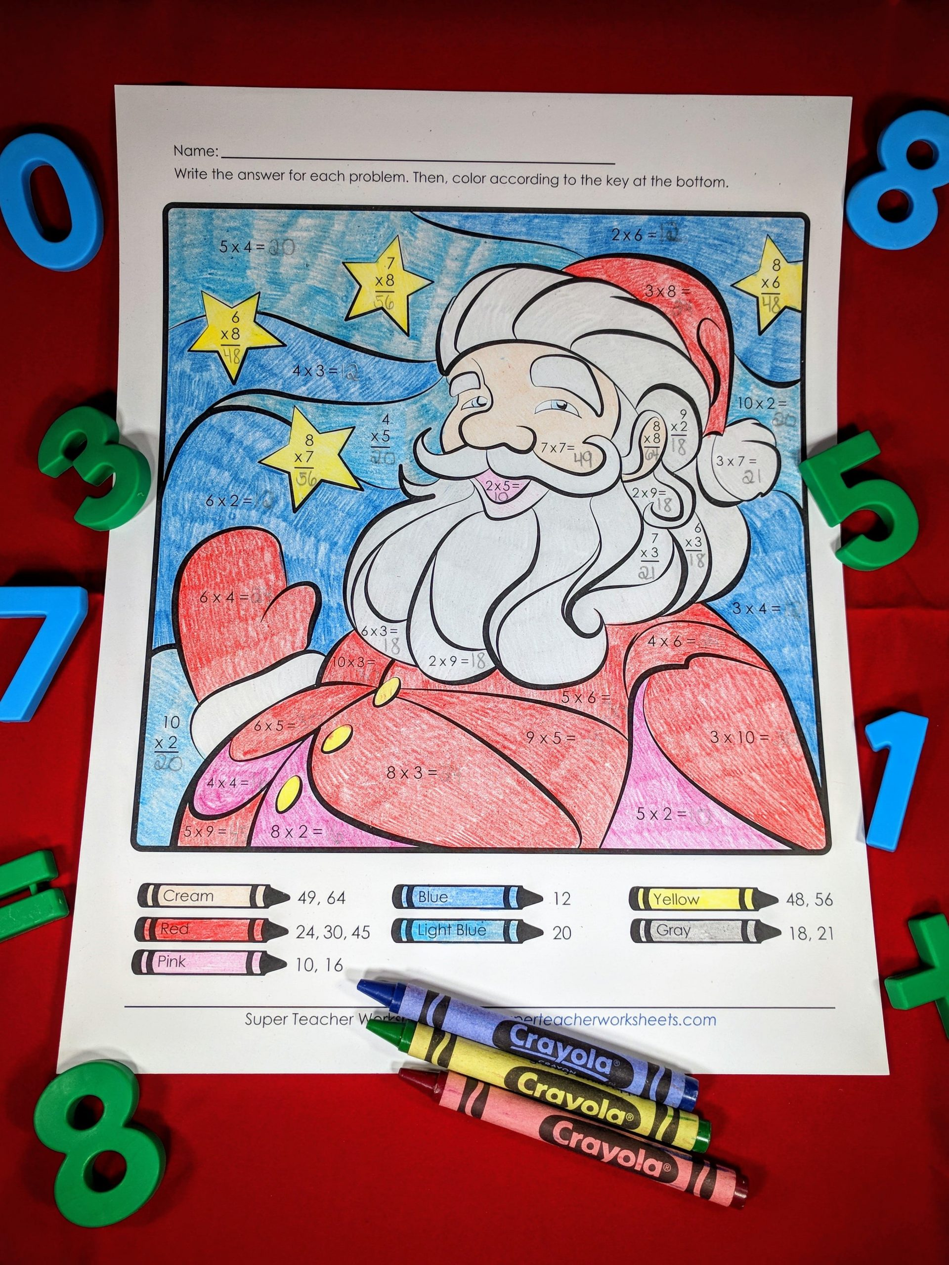 Super Teacher Worksheets Christmas Christmas Worksheets & Activities