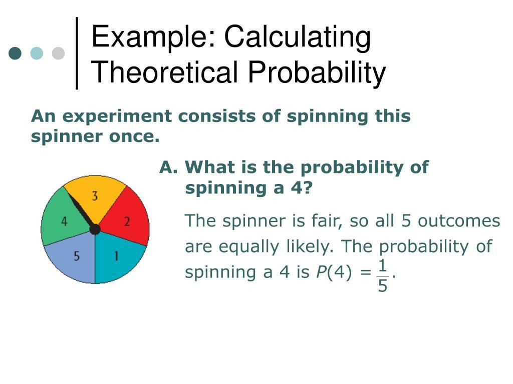 Theoretical Probability Worksheet with Answers Experimental Vs theoretical Probability
