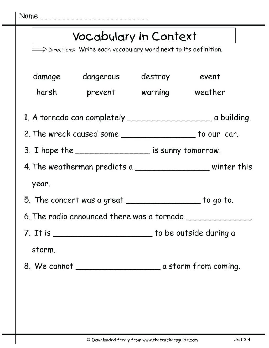 Tornado Worksheets for Kids Worksheet Ragnarok 3rdss Generic Fraction Worksheets for
