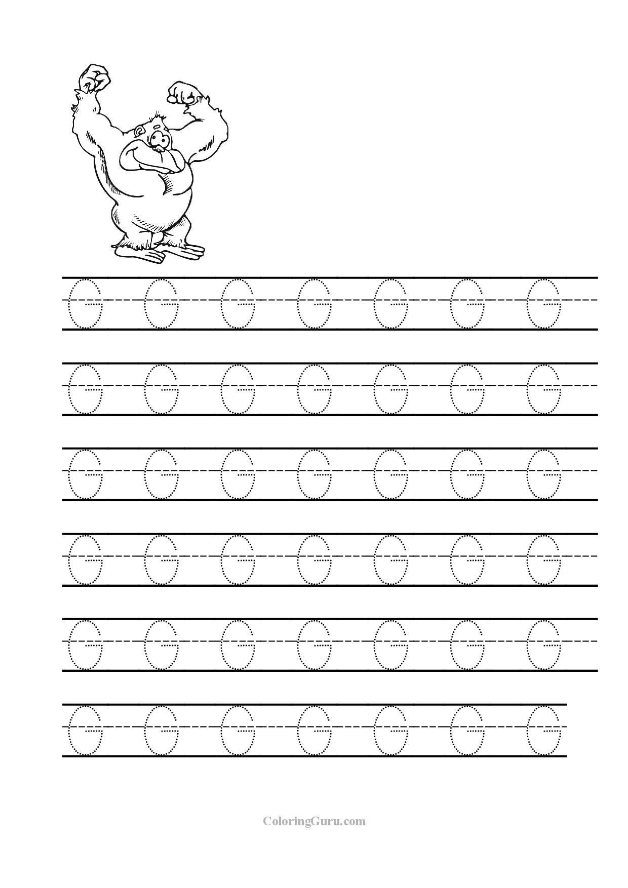Uppercase Letter Tracing Worksheets Printable Letter E Tracing Worksheets for Preschool On Best