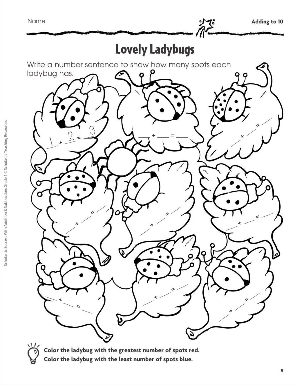 Valentine Math Worksheets for Kindergarten Worksheet Worksheets for Kinder Free Printable