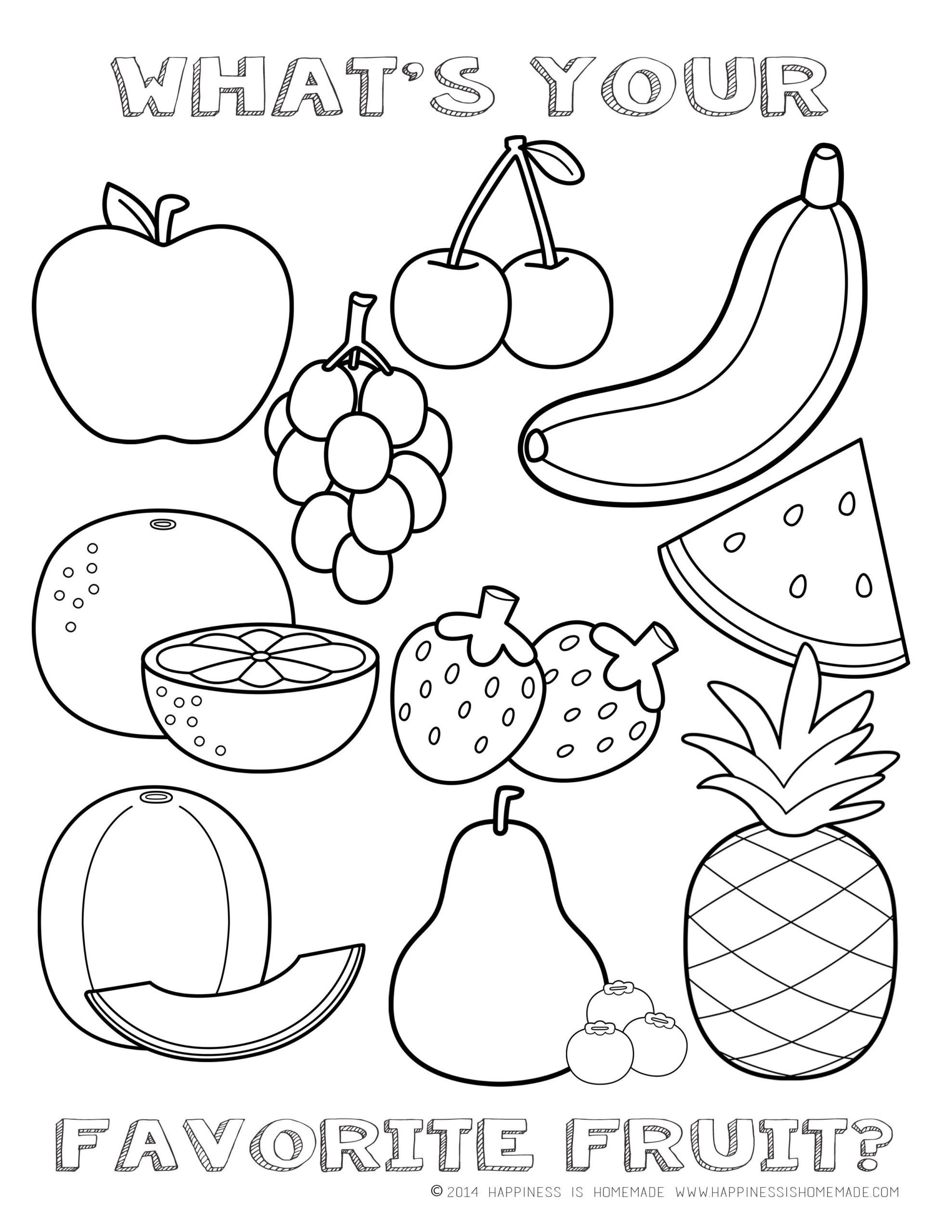 Vegetable Worksheets for Preschool Coloring Ve Ables Drawing for Kids at First Week