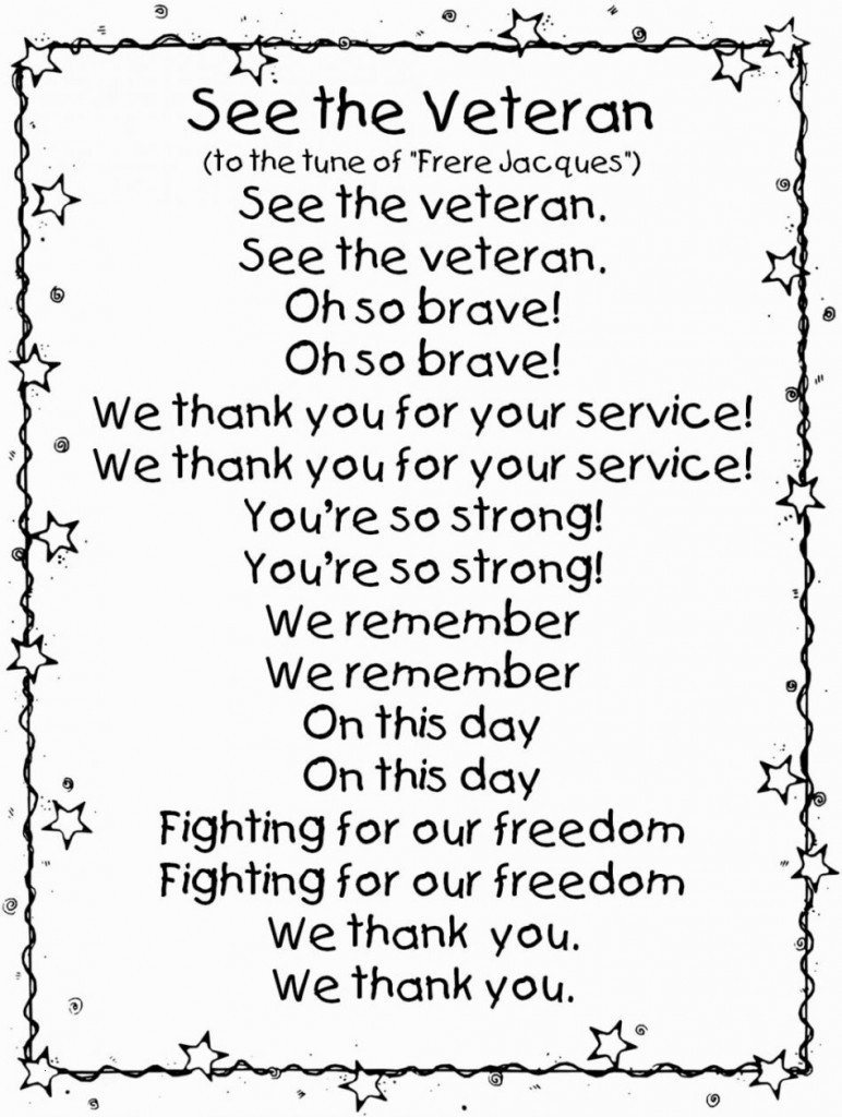 veterans day worksheets to educations 1