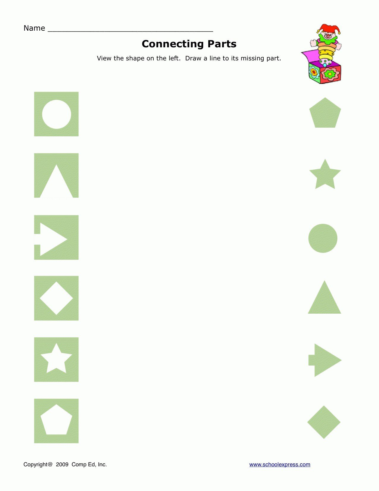 Visual Memory Worksheets Visual Scanning Worksheets Printable