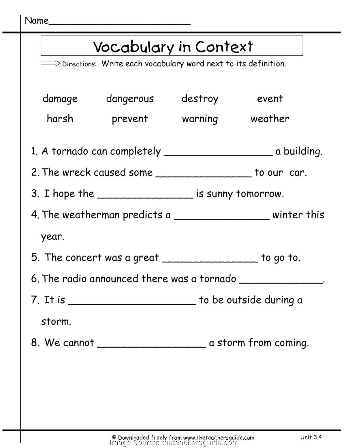 1st Grade Vocabulary Newest Vocabulary Lesson Plans Grade