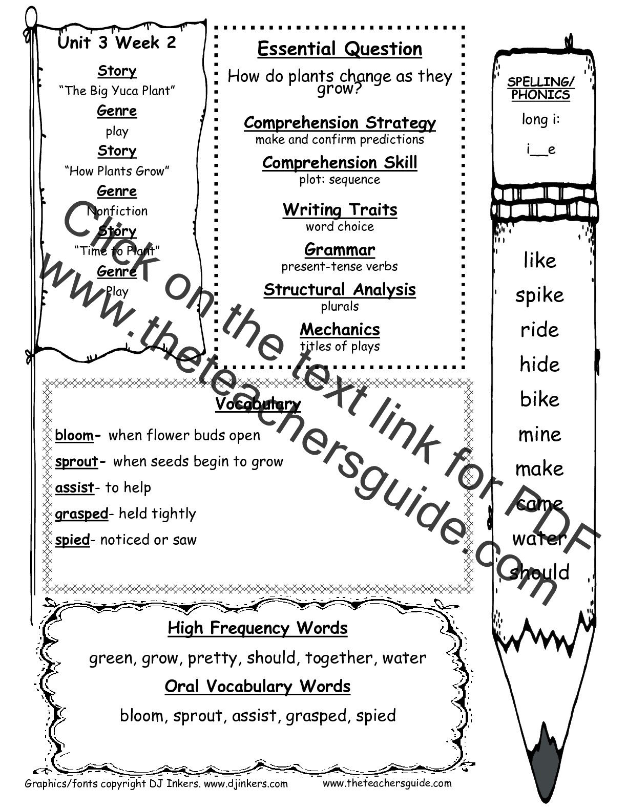 Vocabulary Worksheets for 1st Graders Mcgraw Hill Wonders First Grade Resources and Printouts