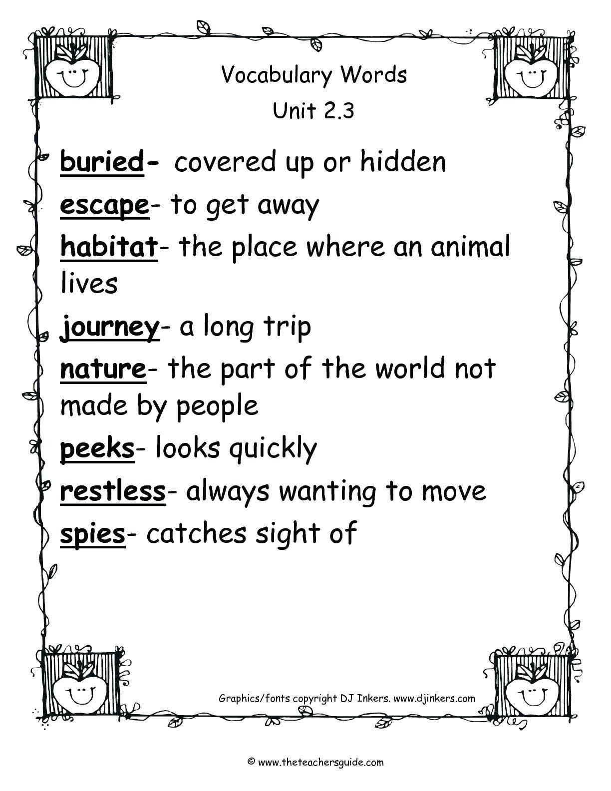 Work Skills Worksheets Worksheet Illustrator Free Read and Match Worksheets